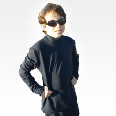 Long-Sleeve-Mock-Neck-Black