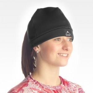 Unisex Fleece Hat - Black