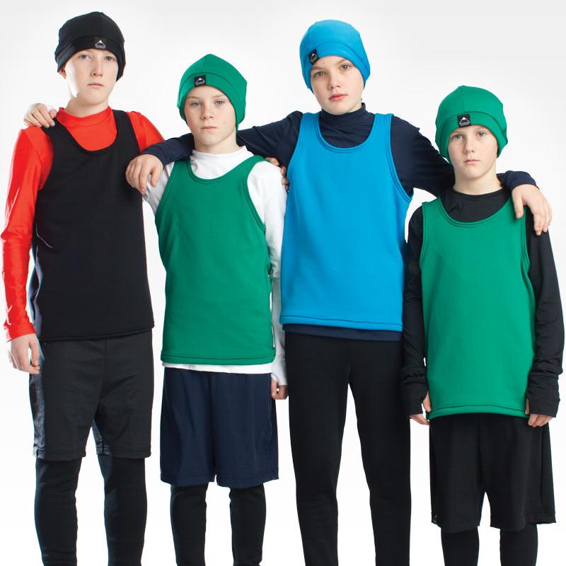 Unisex Fleece Hat & Vest - SporTobin