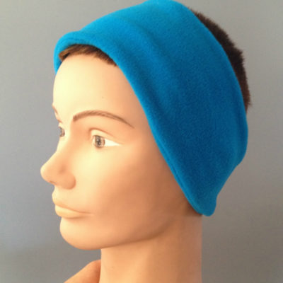 Bright Blue Headband - SporTobin.com
